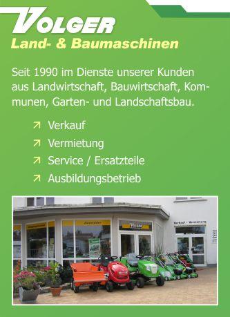 Seit 1990 im Dienste unserer Kunden aus Landwirtschaft, Bauwirtschaft, Kommunen, Garten- und Landschaftsbau. Verkauf, Vermietung, Service / Ersatzteile, Ausbildungsbetrieb