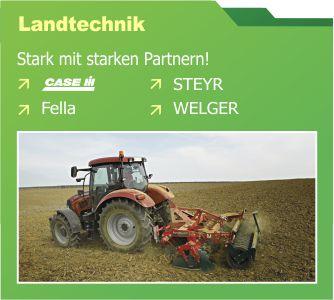 Verkauf Landtechnik